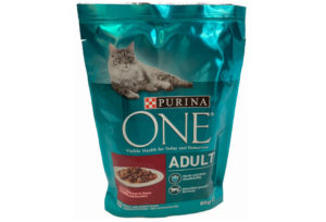 Katzenfutter-purina-one
