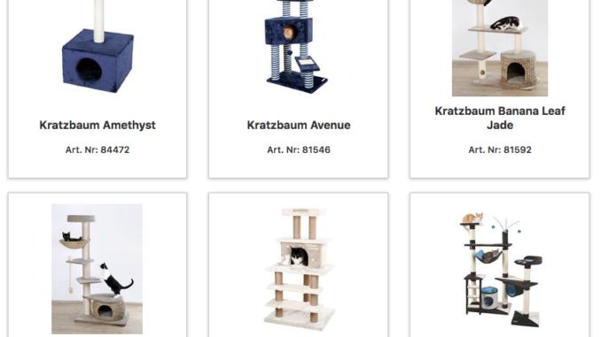 Kerbl-kratzbaum-test