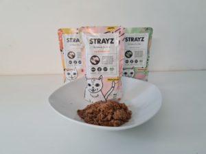 STRAYZ-Katzenfutter-Sorten